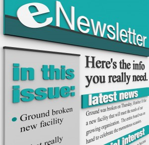 How patient newsletters can boost your success. Marketing tips from EggStream Marketing.